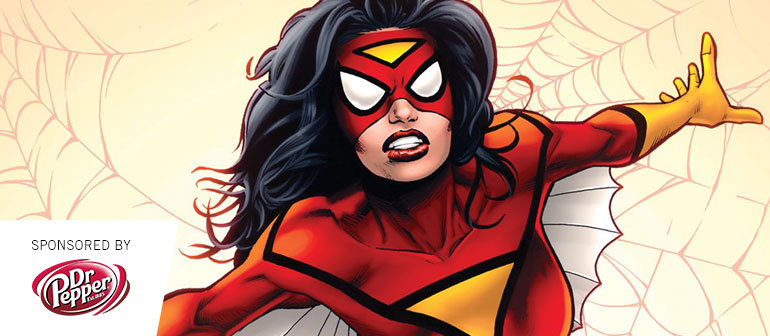 SDCC 2014: Spider-Woman