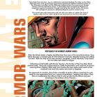 ULTIMATE COMICS ARMOR WARS #4 Recap Page