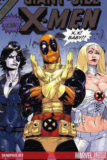 Deadpool (2008) #17