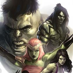 HULK FAMILY #1