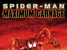 Spider-Man: Maximum Carnage TPB