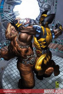 Wolverine (2003) #53