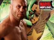 Marvel Hotline: UFC Champion Randy Couture