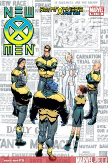 New X-Men (2001) #135