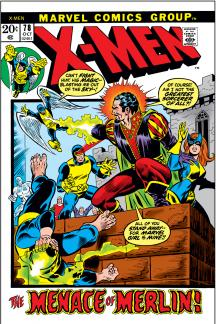 Uncanny X-Men (1963) #78