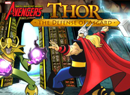 More Stuff - Thor: The Defense of Asgard