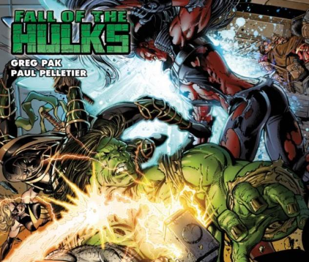 Incredible Hulks (2009) #607 (2ND PRINTING VARIANT)