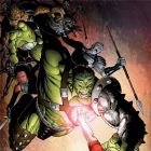 World War Hulk Smashes Ghost Rider & The Avengers!