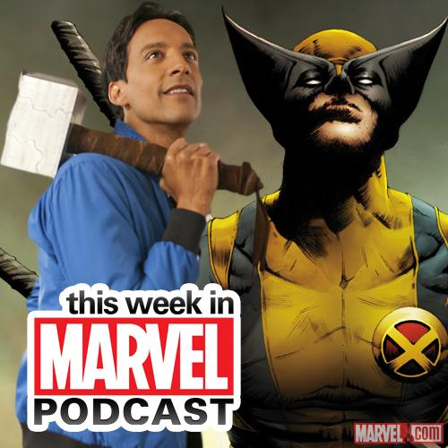 This Week in Marvel #27.5 - Danny Pudi