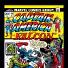Captain America (1968) #166 Cover