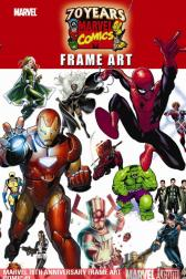 Marvel 70th Anniversary Frame Art Comic #1 