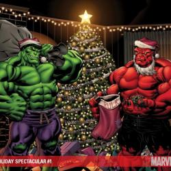 MARVEL HOLIDAY SPECTACULAR #1