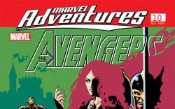 Marvel Adventures the Avengers (2006) #10