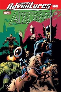 Marvel Adventures the Avengers #10