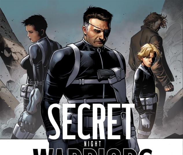 Secret Warriors (2008) #20