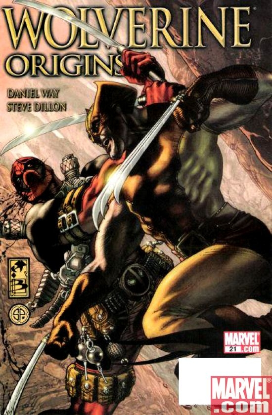 WOLVERINE: ORIGINS #21