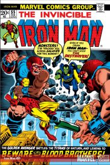 Iron Man (1968) #55