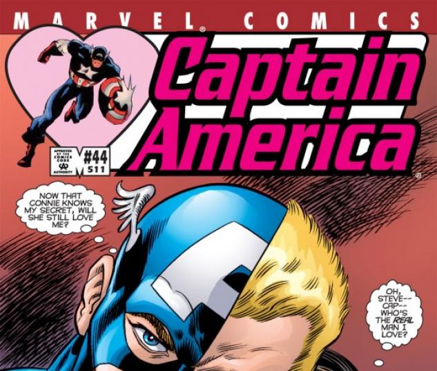 CAPTAIN AMERICA #44