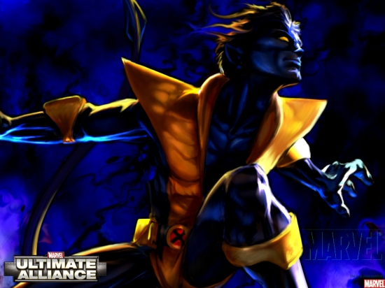 Marvel Ultimate Alliance: Nightcrawler