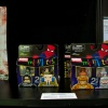 Marvel Minimates on shelf from Diamond Select at Toy Fair 2011