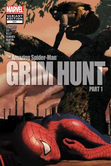 Amazing Spider-Man (1999) #634 (50/50 VARIANT)