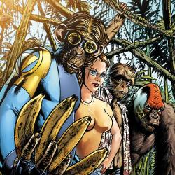 MARVEL APES: SPEEDBALL #1