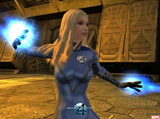 Fantastic Four: Rise of the Silver Surfer: Sue Richards/Invisible Woman