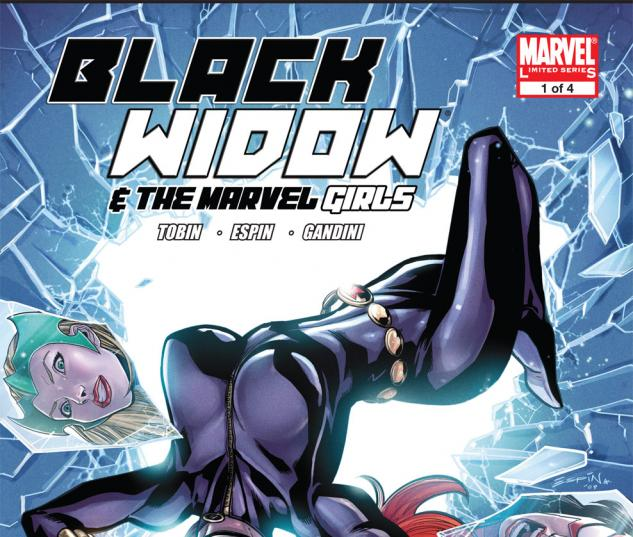 Black Widow & the Marvel Girls (2009) #1