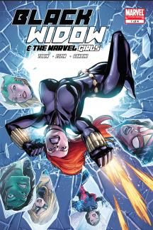 Black Widow & the Marvel Girls #1