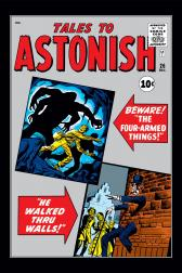 Tales to Astonish #26