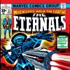 ETERNALS (2009) #11 COVER