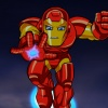 Iron Man lifts off in The Super Hero Squad Show