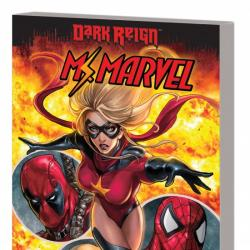 MS. MARVEL VOL. 7: DARK REIGN TPB