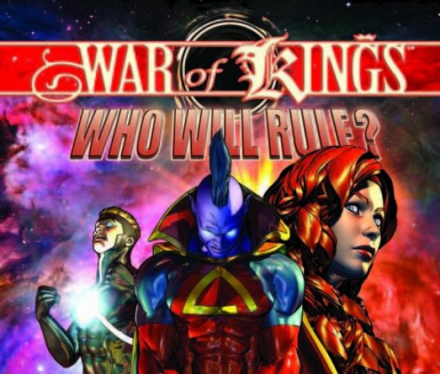 WAR OF KINGS: WHO WILL RULE? ONE-SHOT