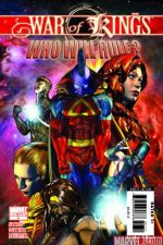 War of Kings: Who Will Rule? One-Shot (2009) #1