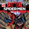 Spider-Men #1 Second Printing Variant cover by Jim Cheung