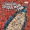 Amazing Spider-Man #700 cover art by Mr. Garcin