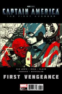 Captain America: First Vengeance #4