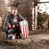Marvel Costuming: Damon Thrift as Captain America