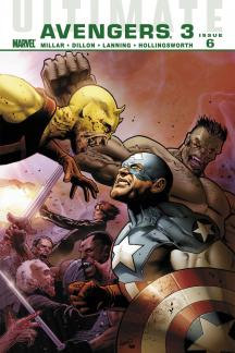 Ultimate Comics Avengers 3 #6