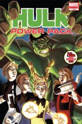 Hulk and Power Pack #1
