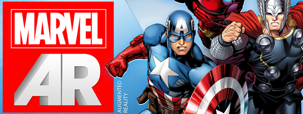 Marvel AR Wins Mobile Excellence Award