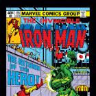 Iron Man (1968) #135 Cover