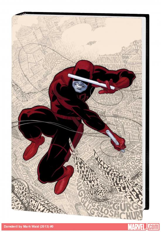 DAREDEVIL BY MARK WAID VOL. 1 HC