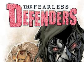 FEARLESS DEFENDERS 4AU (WITH DIGITAL CODE)