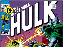Incredible Hulk (1962) #144 Cover