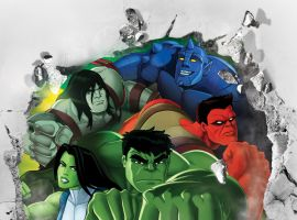 MARVEL UNIVERSE HULK: AGENTS OF S.M.A.S.H. 2