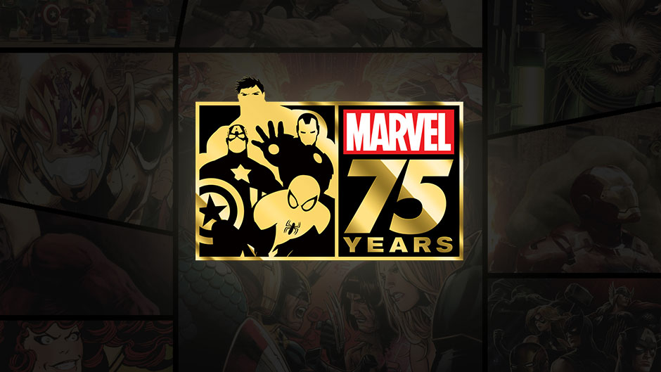 Watch the Marvel 75th Anniversary Trailer