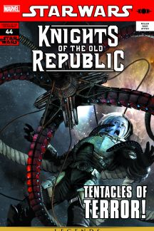 Star Wars: Knights Of The Old Republic #44