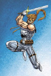 X-Force: Shatterstar (Trade Paperback)